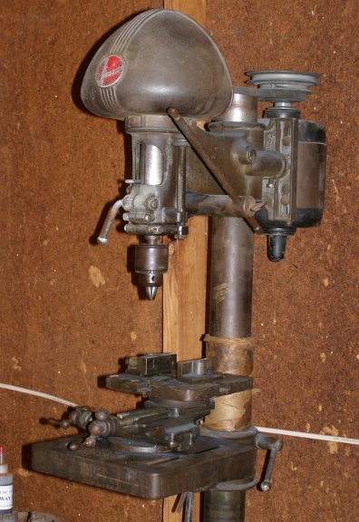 vintage delta drill press   eBay