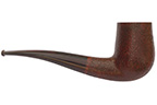 Bent Tulip Billiard Smoking Pipe