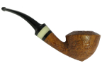 Blasted Acorn Smoking Pipe