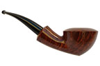 Smooth Acorn Smoking Pipe